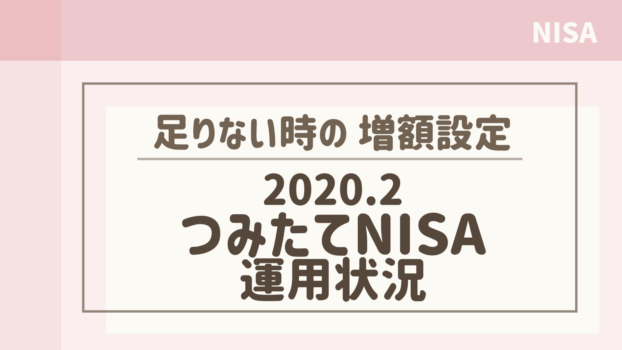 つみたてNISA運用状況増額設定 楽天証券 資産形成