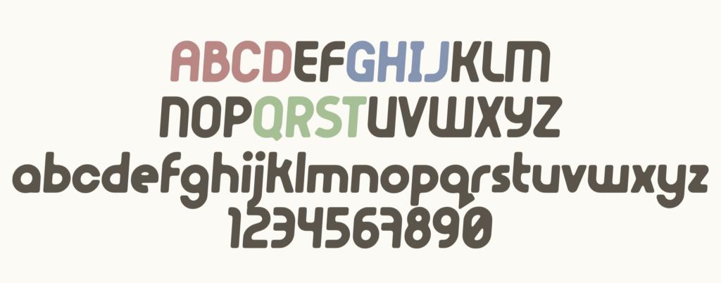 NordicClub-Oblique 英字フォント 無料フォント かわいいフォント インスタ投稿 インスタグラム Instagram サムネイル作成 投稿作成